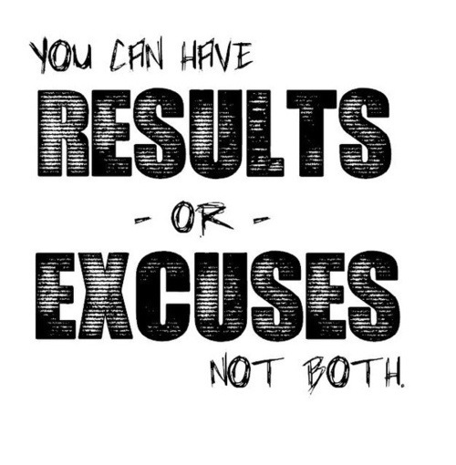 5 Common Excuses (+ How to Overcome Them)