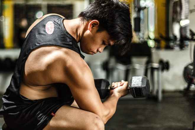 Weight Training 2